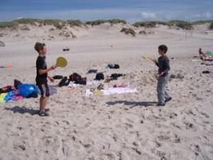 Kinderfreizeit nach Dänemark mit dem Jugendfreizeitwerk