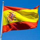 Flagge Jugendfreizeit Spanien mit dem JFW